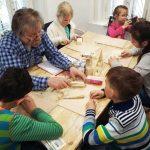 Мастерская Резьбы по Дереву-набор детей и взрослых