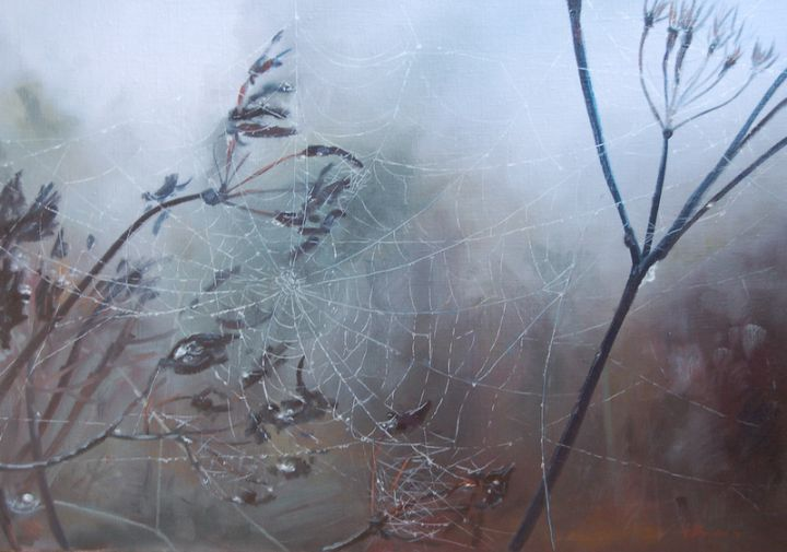 Выставка картин художника Валерия Бендера