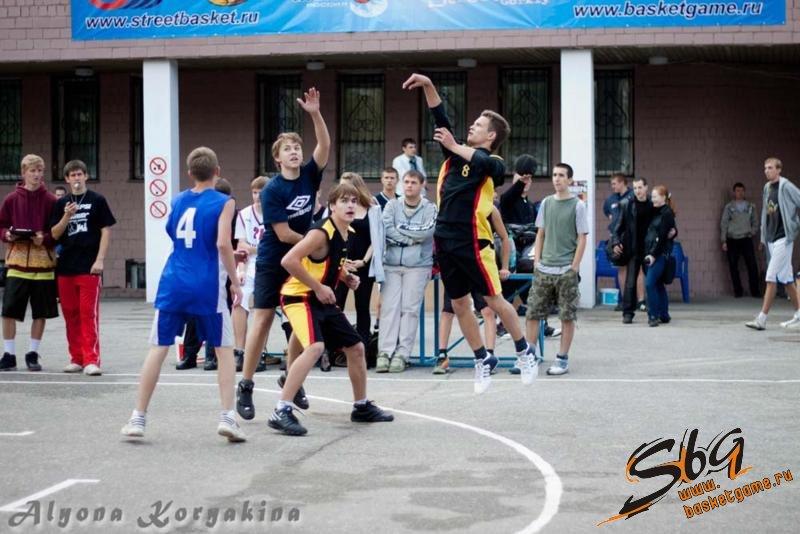 МАУ ДО ДЮСШ Мещера / Центр Уличного Баскетбола Мещера