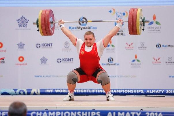 Олимпийские силовые виды спорта
