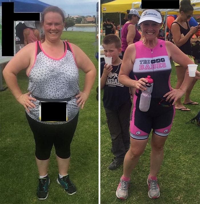 Колоссально похудевшие люди фото