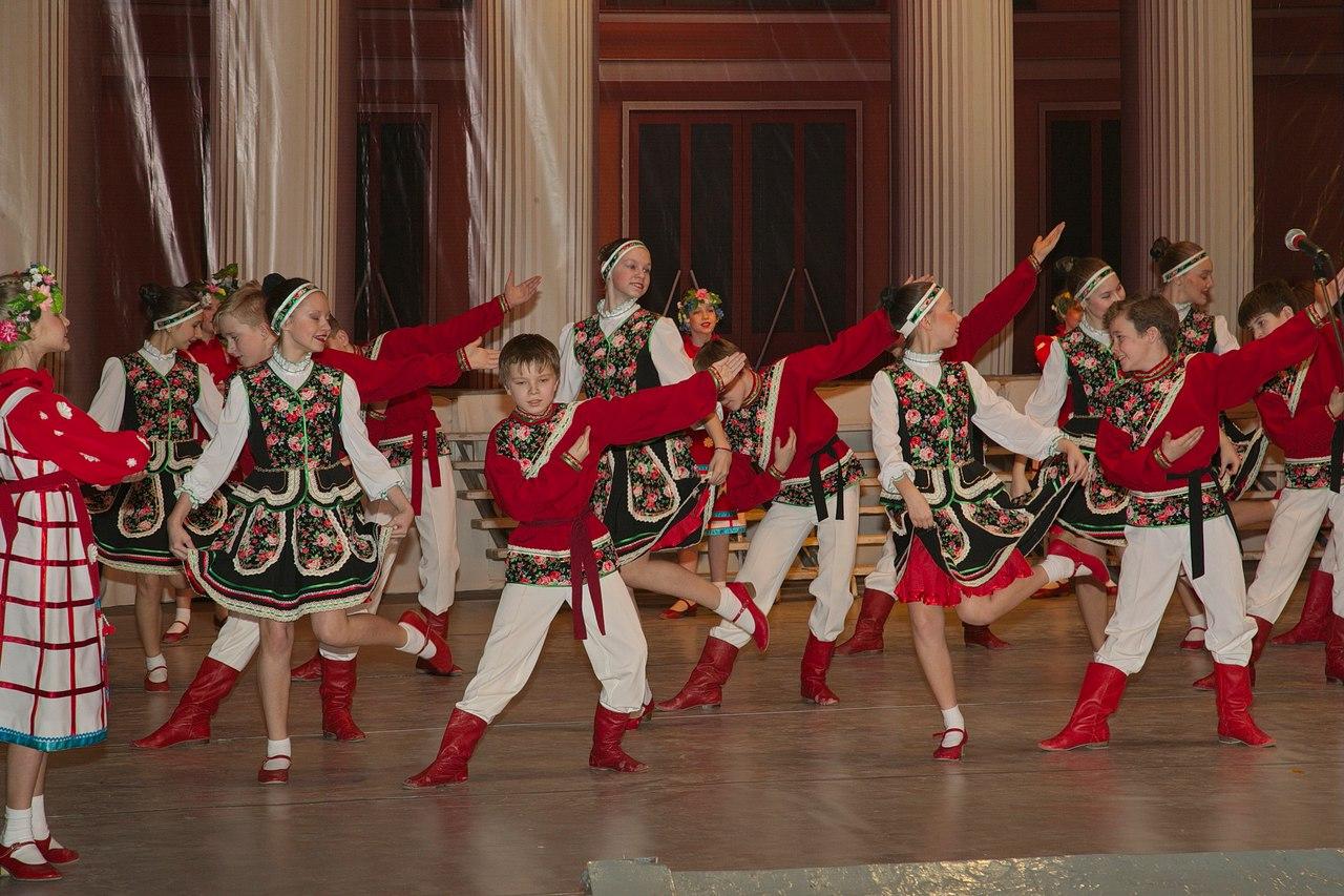Концерт хореографического коллектива Фантазеры