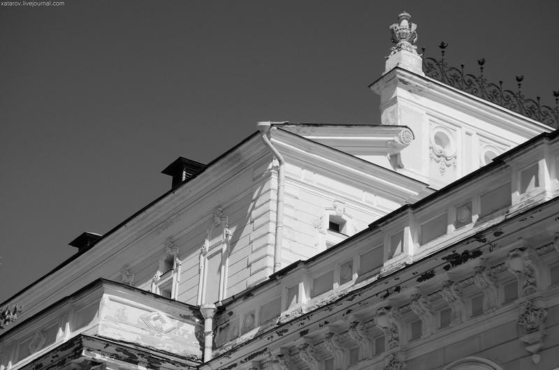 Центр Нижнего Новгорода в атмосферных фотографиях