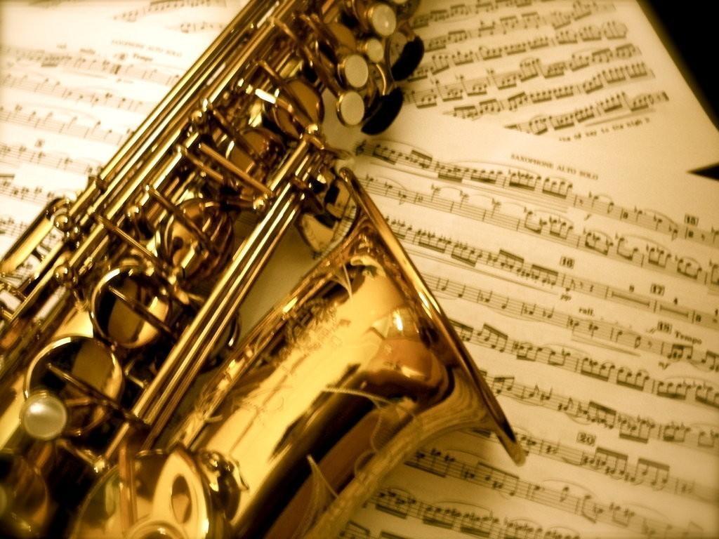 Интерактивный концерт 4 саксофона