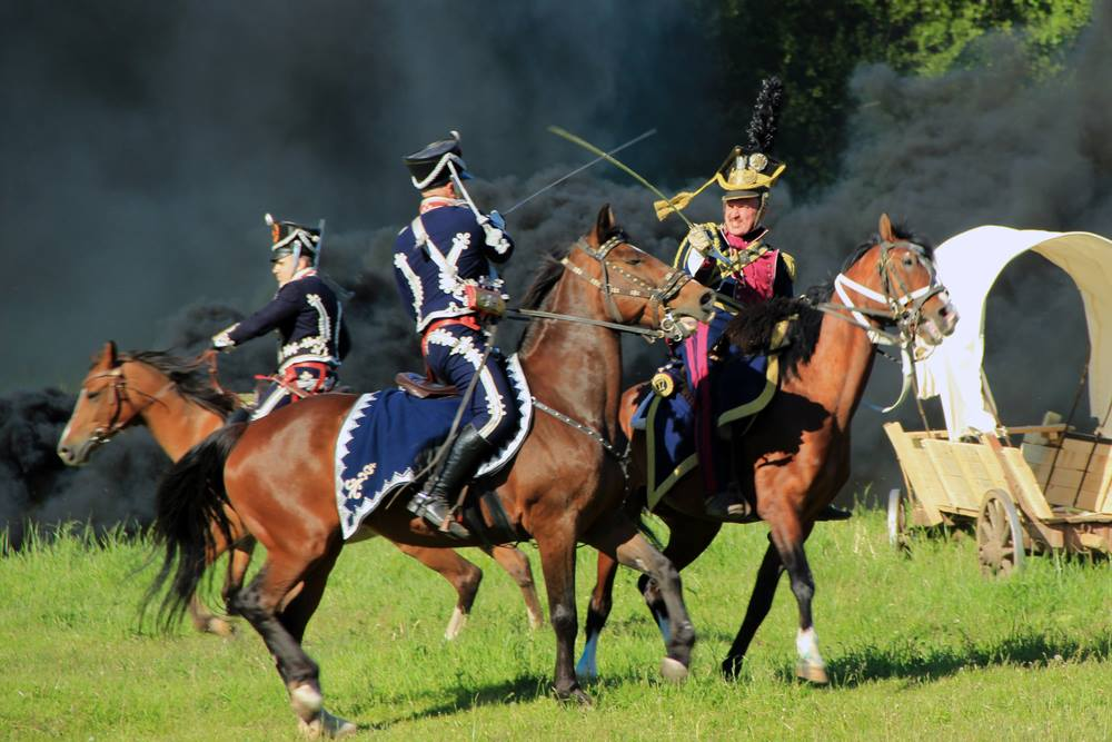 Исторический фестиваль Дорогой славных предков