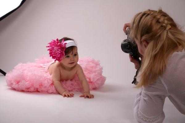 Открытый урок Как фотографировать своего ребенка