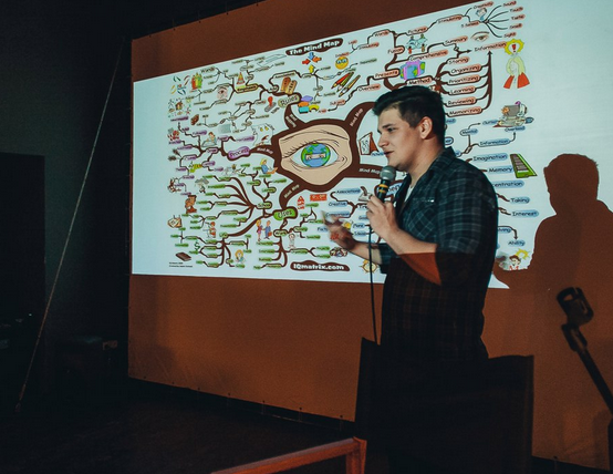 Неформальная конференция Pecha Kucha Night #8