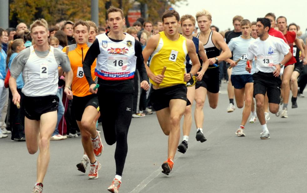 Спортивно-экологический фестиваль Зеленый марафон