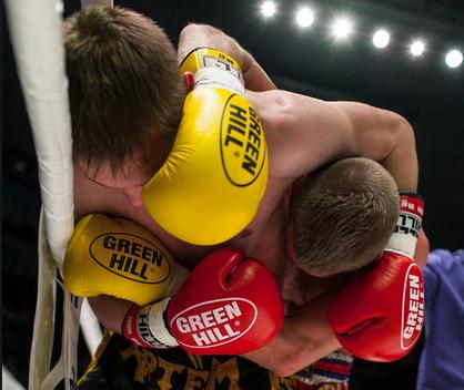 G-PRO. Бой за пояс чемпиона России по тайскому боксу