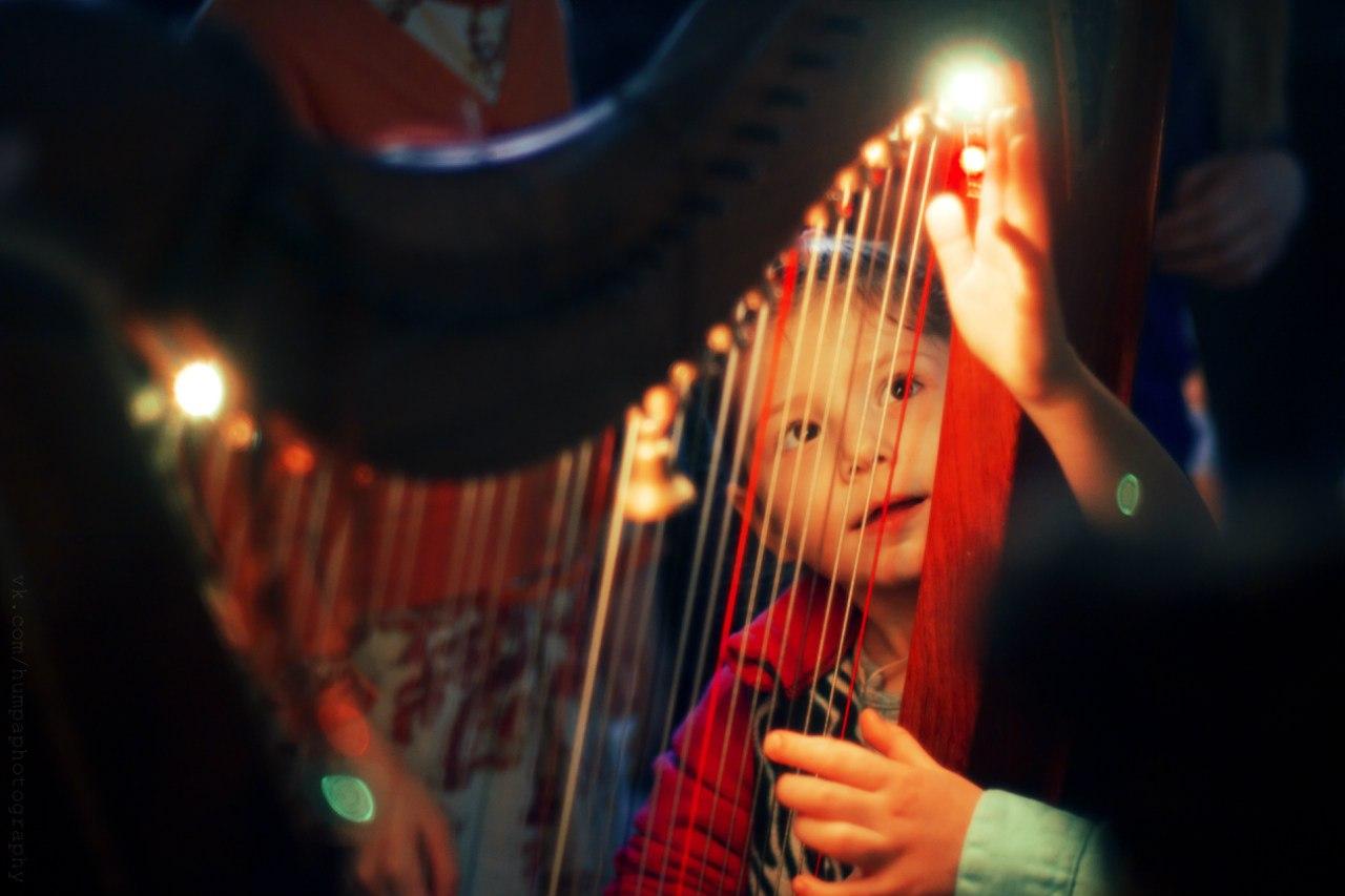 Детский концерт-арфотерапия Alizbar&Ann'Sannat!