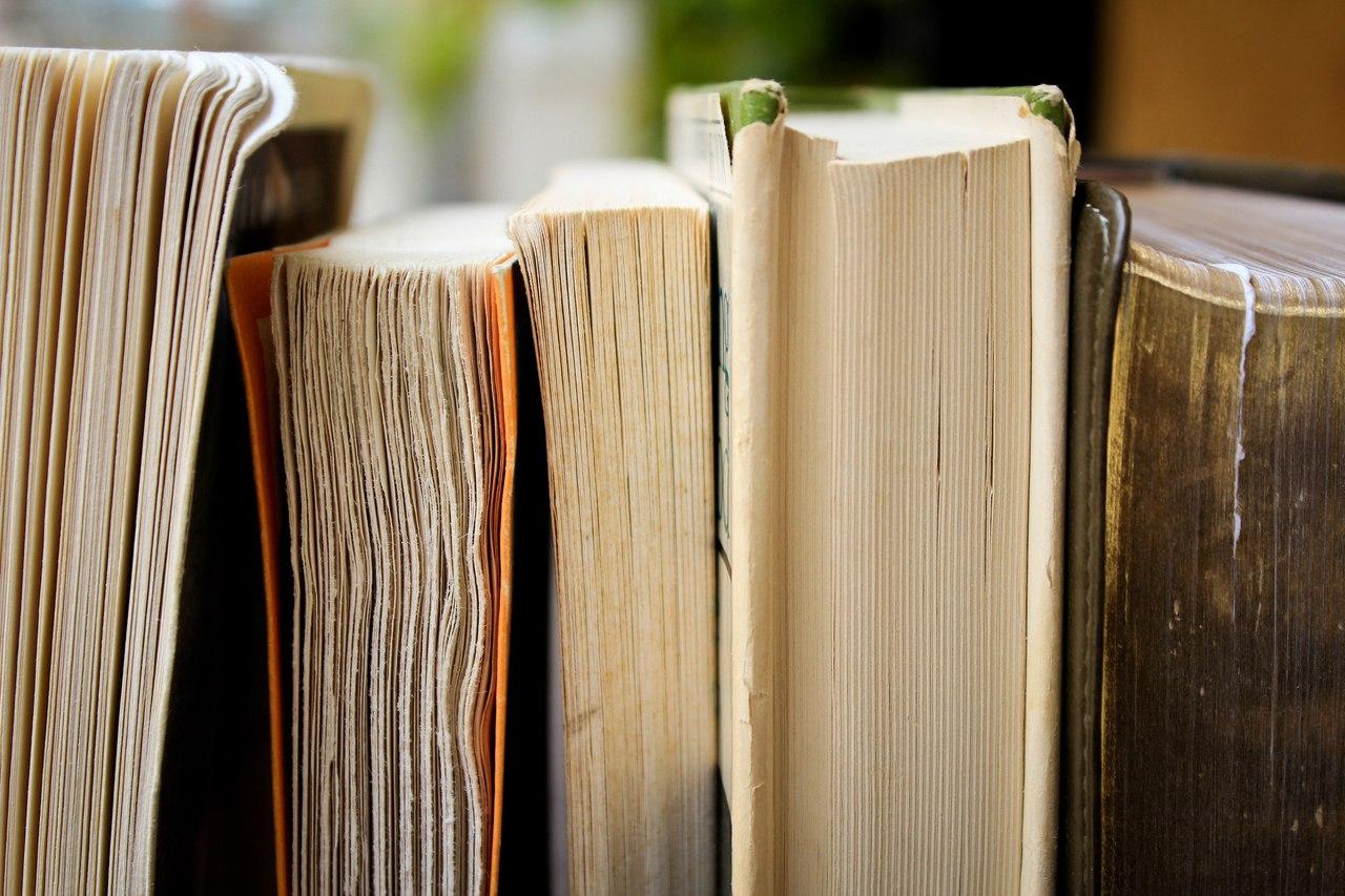 Книжный клуб в Циферблате