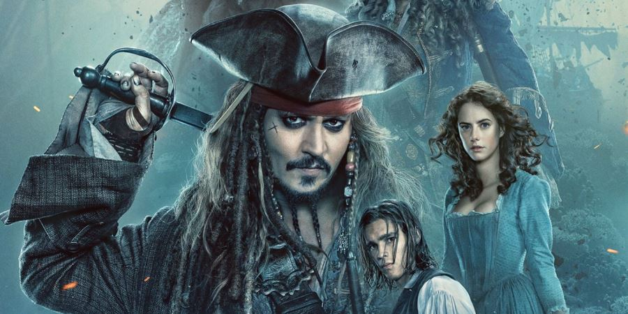 Приключенческий фильм Пираты Карибского Моря: Мертвецы Не Рассказывают Сказки