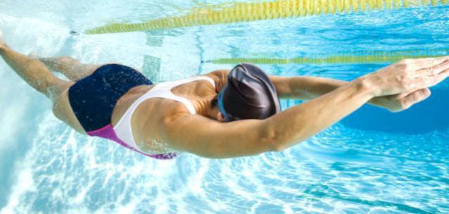 Курс Я научусь плавать за 1 месяц