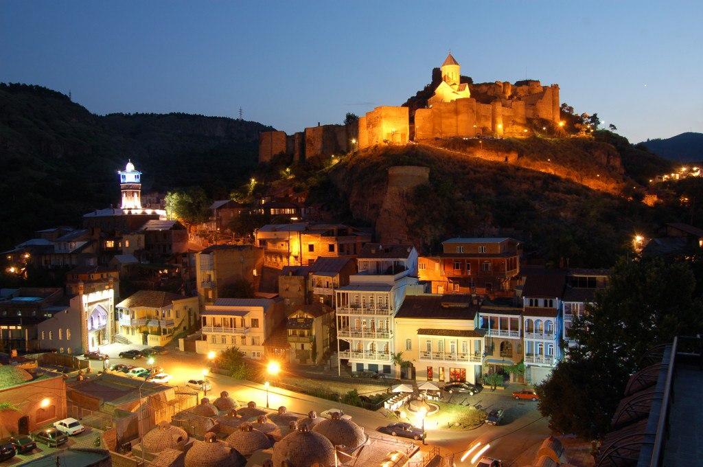 Горящий тур Грузия (Тбилиси)