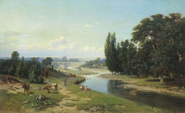 Выставка работ Ивана Михайловского (1855-1933)