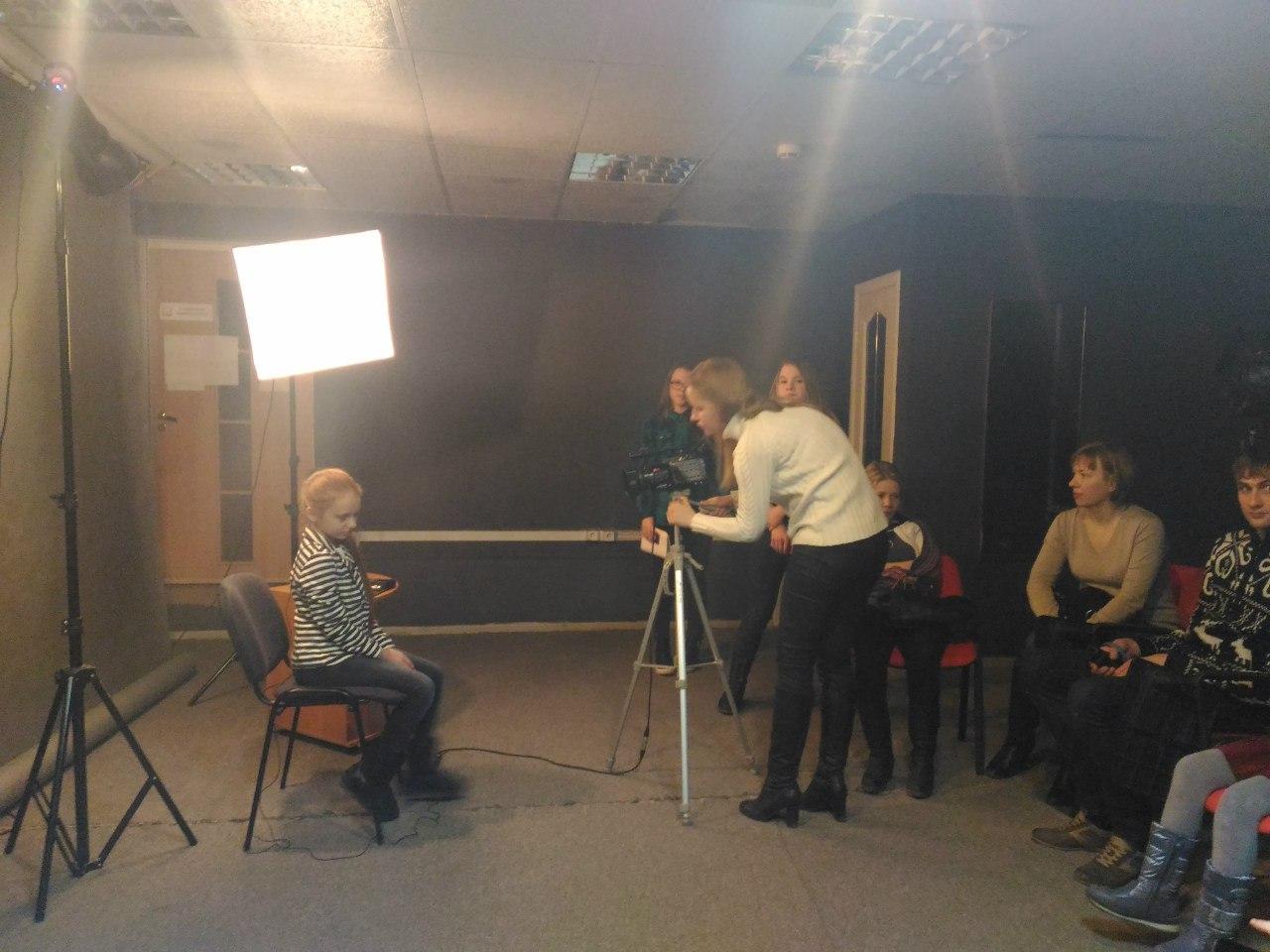 Дни открытых дверей в Приволжской Медиашколе