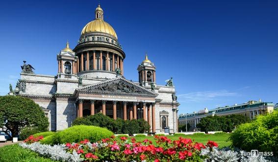 5 дней в Петербурге (автобусный тур)