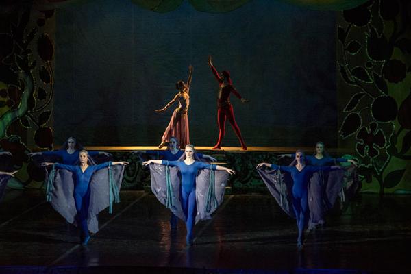 Балет «Тысяча и одна ночь»