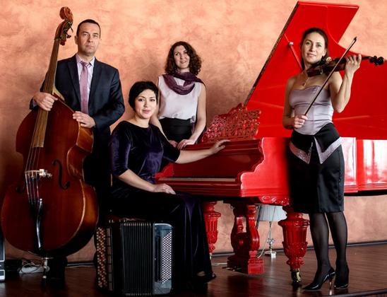 Tango Encanto orquesta