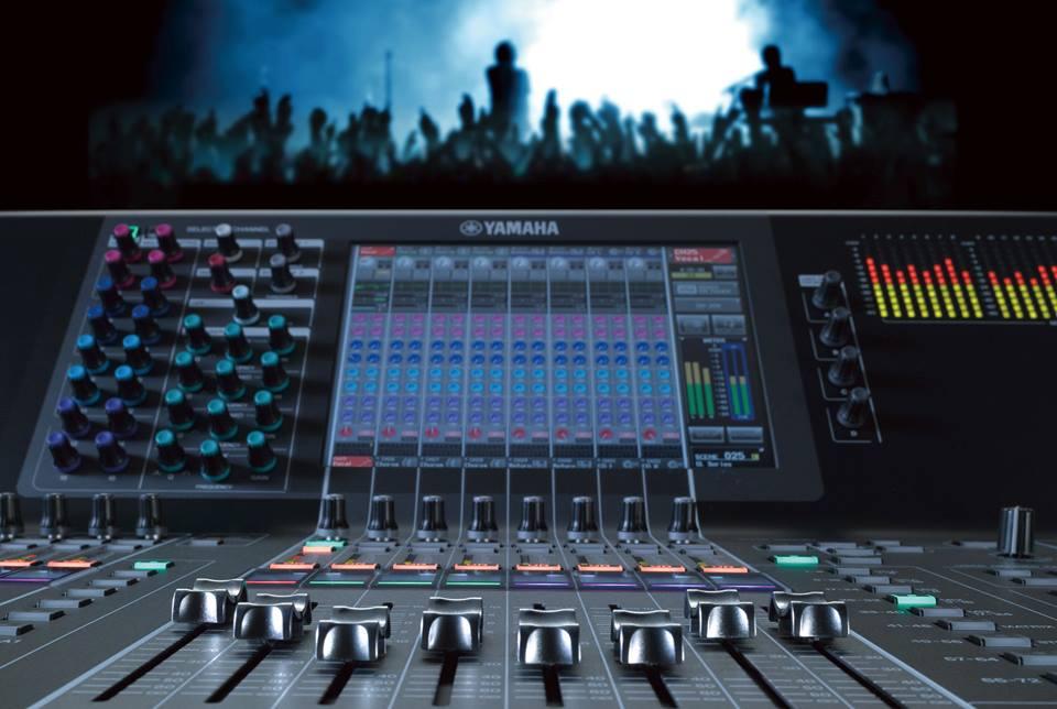 Cеминары по цифровым микшерным консолям и аудиоинтерфейсам