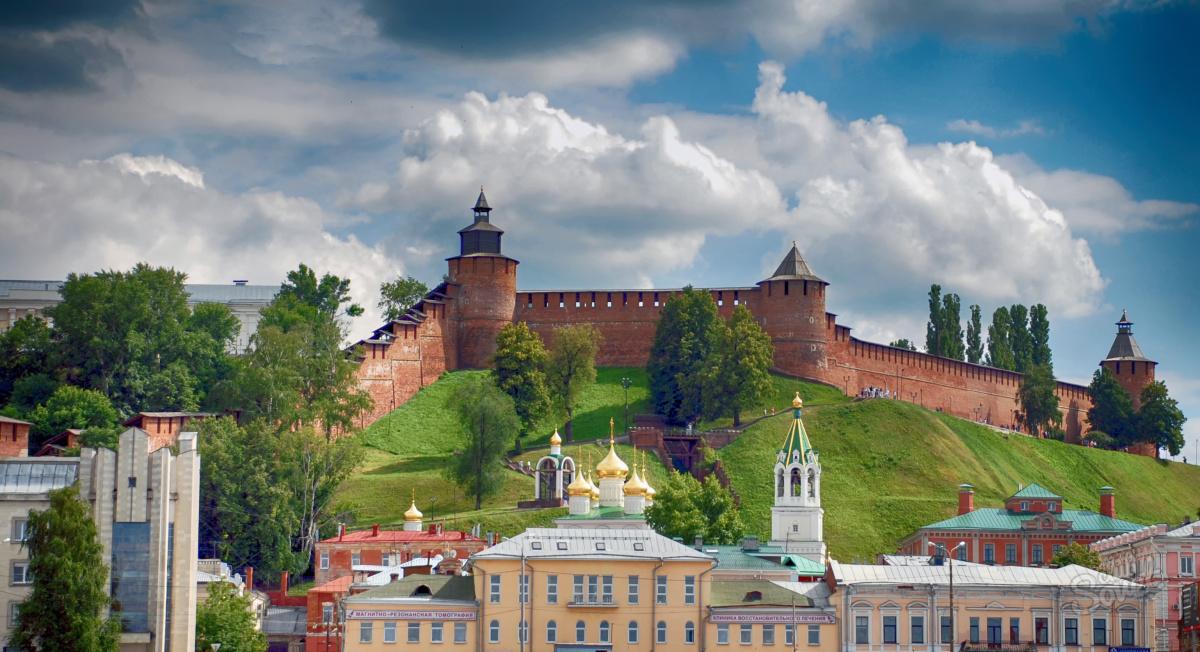 Обзорная аудиоэкскурсия по Нижнему Новгороду