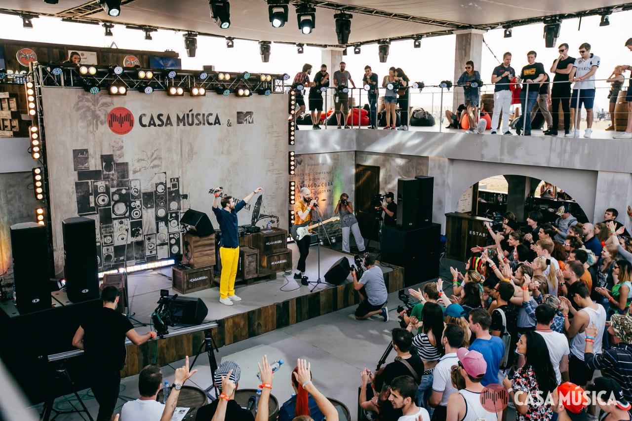Casa Musica на Alfa Future People 2016