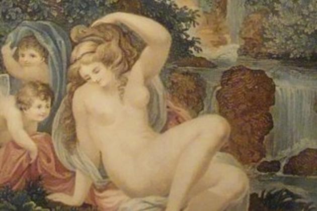 Выставка «Исторические и мифологические образы в западноевропейском искусстве»