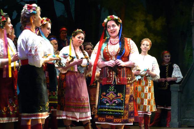 Спектакль «Мазепа»