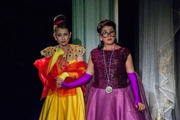 Опера «Так поступают все, или Школа влюбленных»