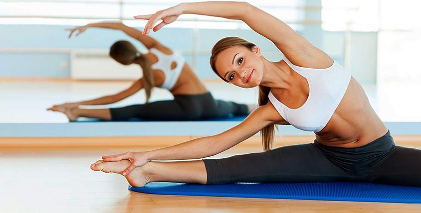 Бесплатные пробные занятия по стретчингу в Dancing Company