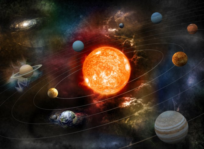Научно-популярные лекции в Планетарии