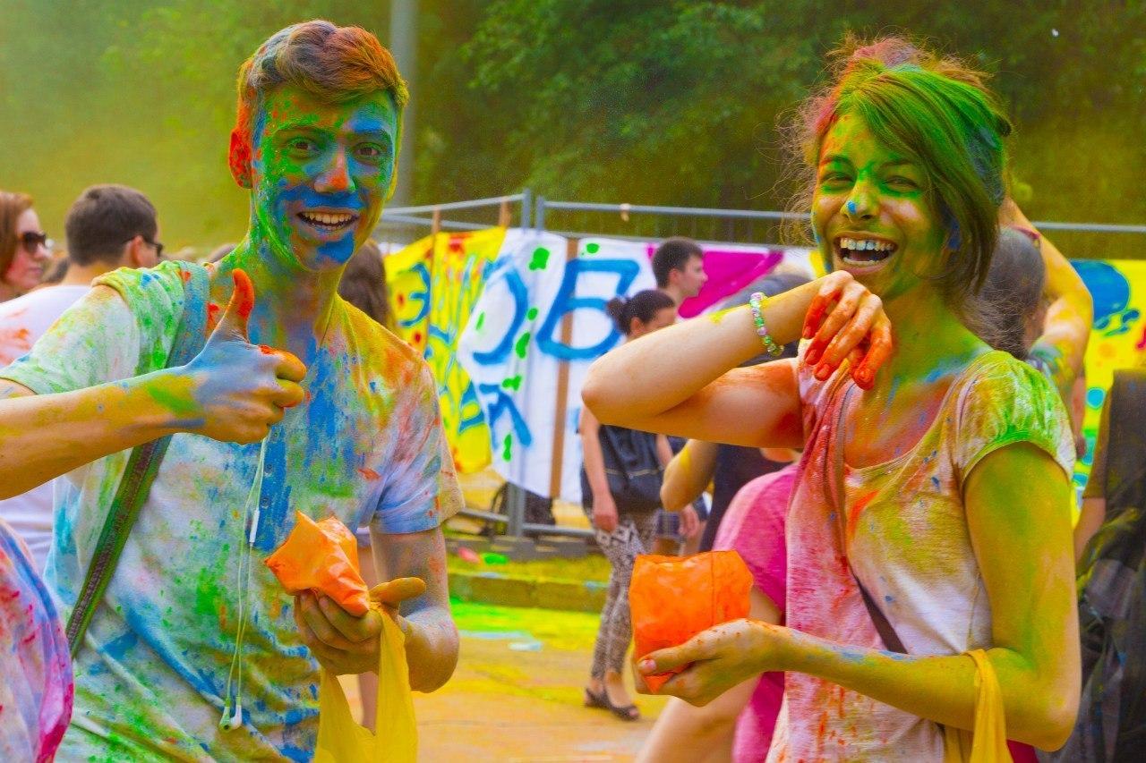 Фестиваль красок «КРАСКИ ЛЕТА