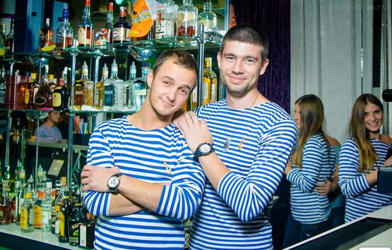 Вечеринка Ты морячка Я моряк