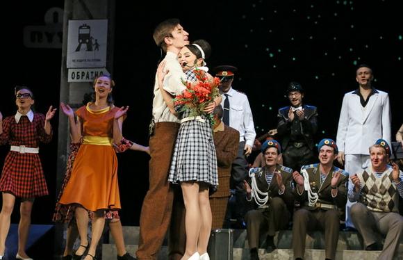 Приезжайте в Звонковое (Закрытие 70-го театрального сезона)