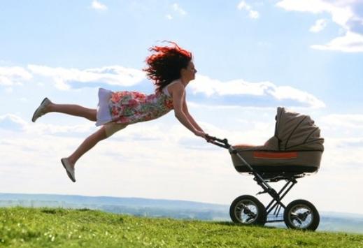 Колесо истории. Экскурсия с детскими колясками