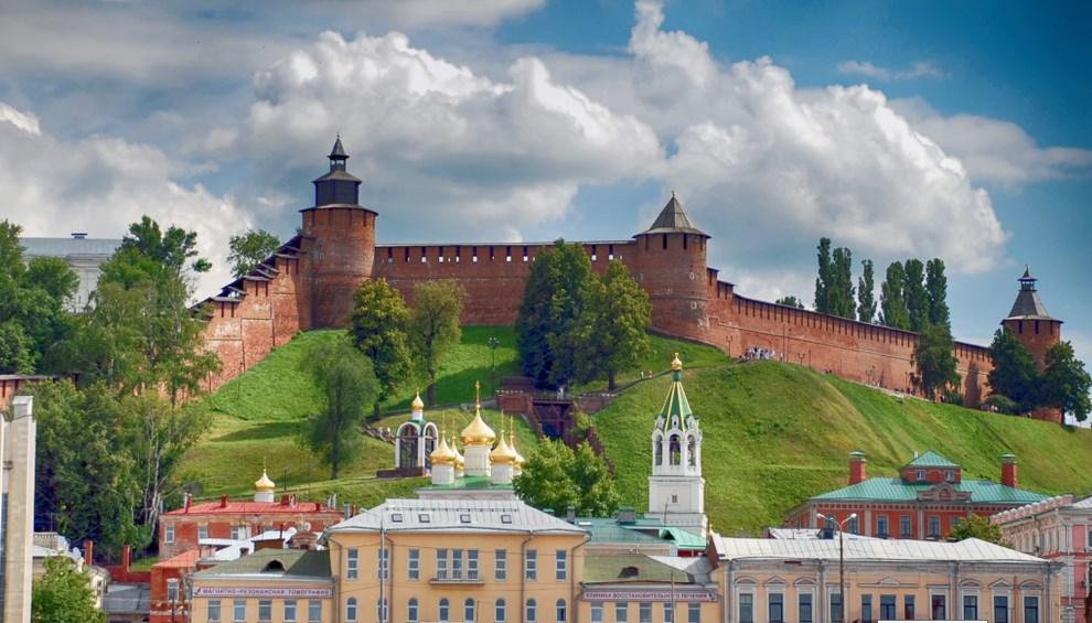 Нижегородский кремль — Аудиоэкскурсия