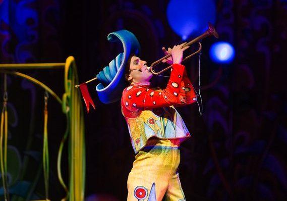 Цирковая программа «Приключение веселого поросенка в цирке»
