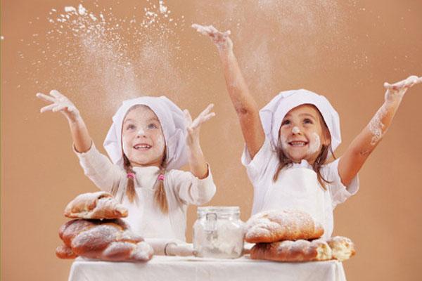 Пустите детей на кухню!