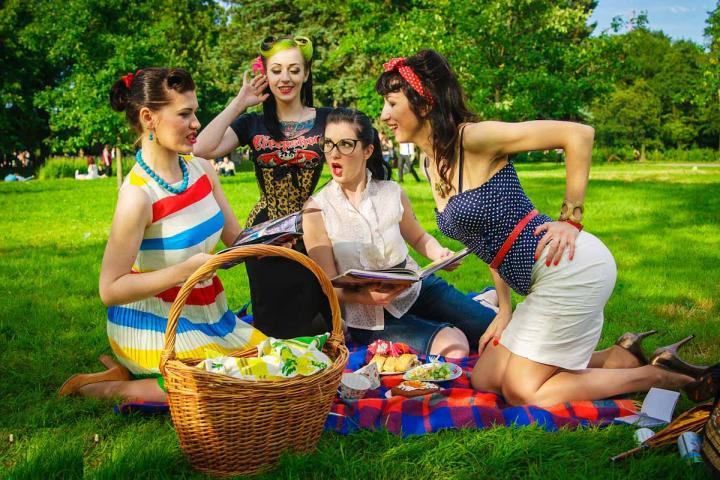 Вечеринка Пикник