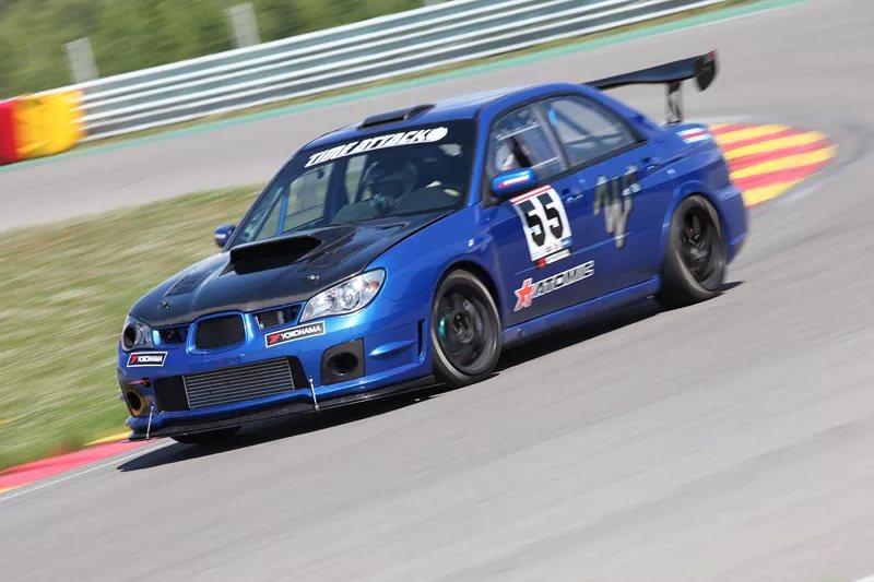 Всероссийская гоночная серия MaxPowerCars