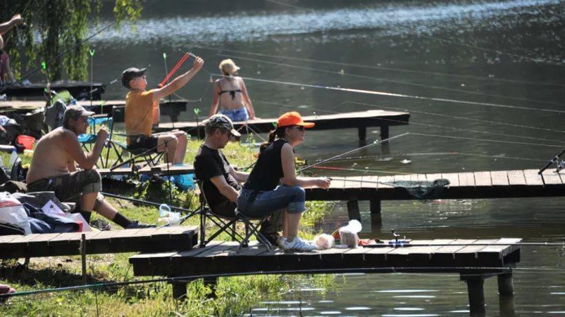 Фестиваль семейной рыбалки — 2017