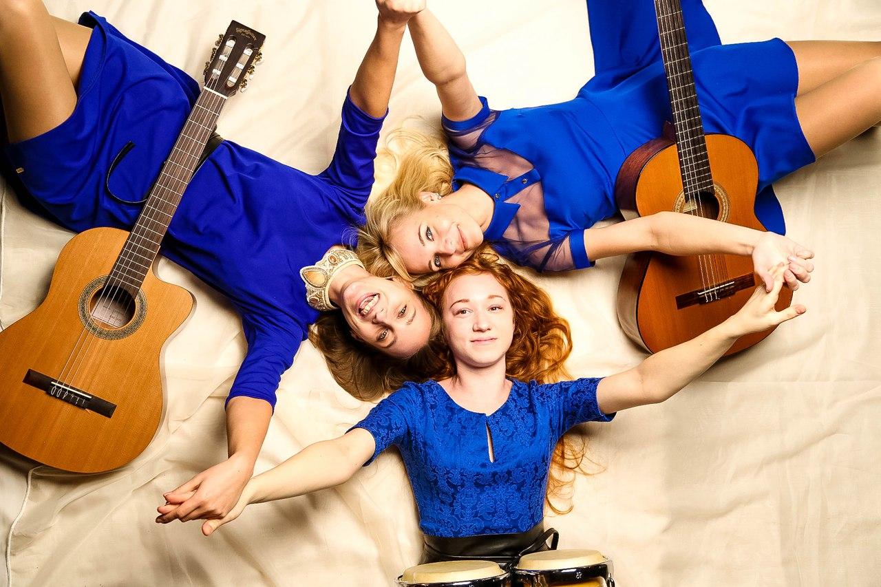 Концерт трио в Ритме Солнца