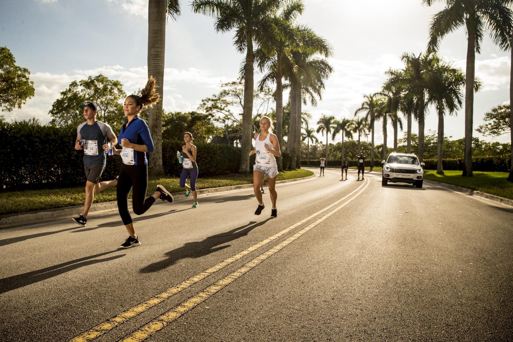 Открытая тренировка Школы правильного бега I Love Running