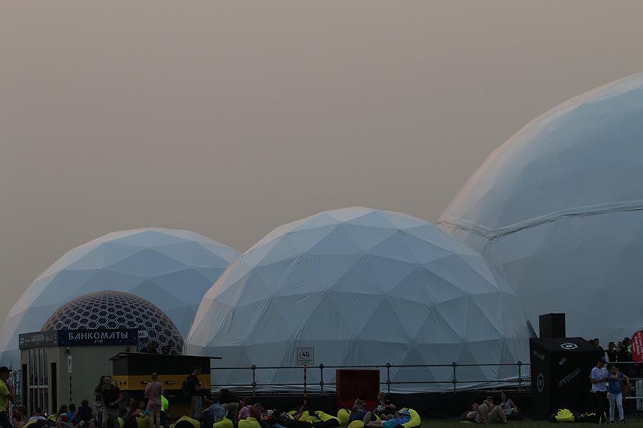 Зона технологий AFP 2017