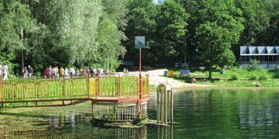 Щелоковское озеро №1