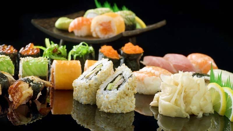 Кулинарный Мастер-Класс Япония. Роллы