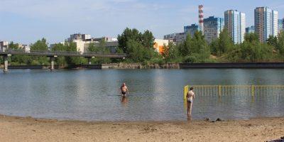 Озеро Светлоярское