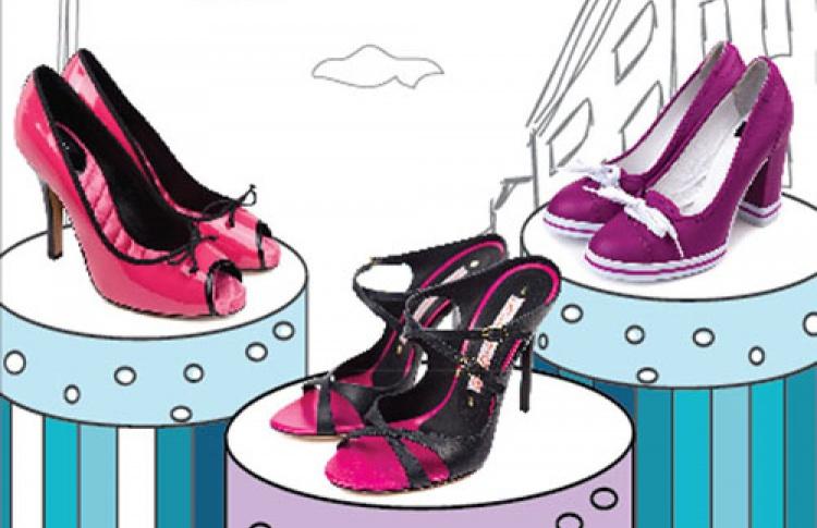 Ликвидация летней коллекции обуви