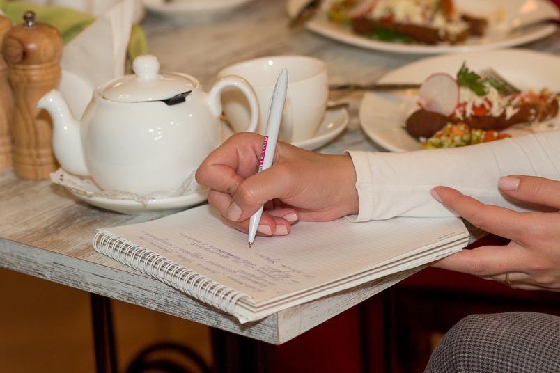 Завтрак с экспертом-Мастер-класс от Марины Мазеповой