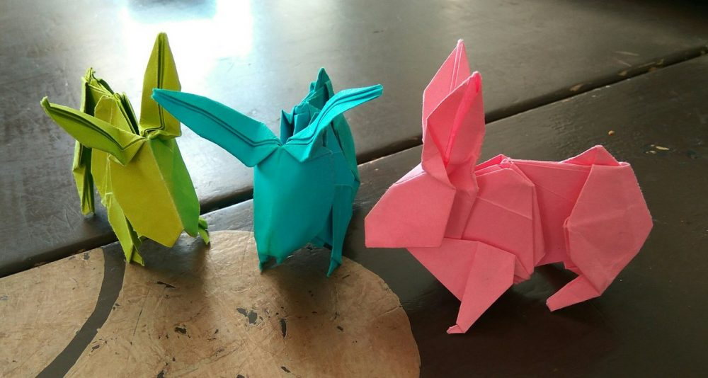 Секси оригами